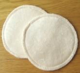 Anavy Kosmetické tampóny pratelné bambus (2 ks)