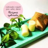 Biorythme 100% přírodní deodorant Růžová zahrada (náhradní náplň pro velký deoš - 30g)