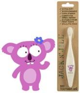 Jack n' Jill Dětský zubní kartáček Koala extra soft