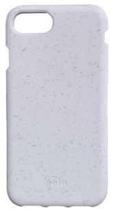 Pela Case Kompostovatelný obal na iPhone 7 / 8 - White