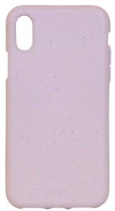 Pela Case Kompostovatelný obal na iPhone X - Rose