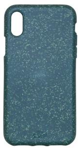 Pela Case Kompostovatelný obal na iPhone X - Green