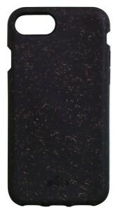 Pela Case Kompostovatelný obal na iPhone 7 / 8 - Black