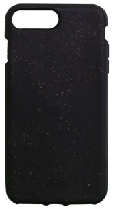 Pela Case Kompostovatelný obal na iPhone 6+ / 6s+ / 7+ / 8+ - Black