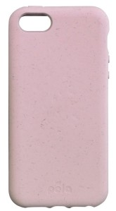 Pela Case Kompostovatelný obal na iPhone 5 / 5S / 5C a iPhone SE - Rose
