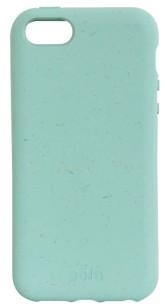 Pela Case Kompostovatelný obal na iPhone 5 / 5S / 5C a iPhone SE - Ocean Turguoise