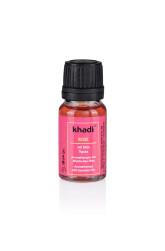 Khadi pleťový a tělový olej RŮŽE na všechny typy pleti 10 ml (cestovní balení)