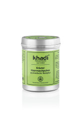 Khadi prášek ZE SMĚSI BYLIN - ajurvédský šampón a intenzivní péče