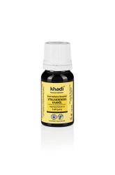 Khadi Vlasový olej VITALITA stimulující růst vlasů 10 ml (cestovní balení)