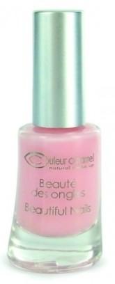Francouzká manikůra č.03 - Rosy beige