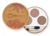 Couleur Caramel Paletka na obočí pro blondýnky 3x0,8g