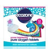 Ecozone Oxy tablety pro zářivé barevné prádlo