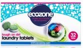 Ecozone Prací tablety extra účinné na bílé i barevné prádlo