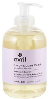 Avril Organic Tekuté mýdlo na ruce s vůní Levandule BIO
