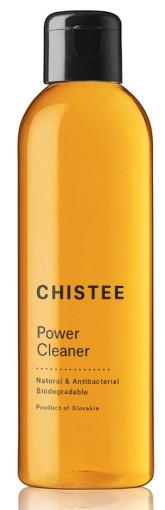 Chistee Koncentrát Power Cleaner - přírodní čisticí prostředek do domácnosti