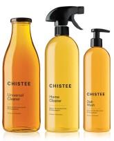 Chistee Startovací Set Mini - přírodní prostředky na úklid domácnosti