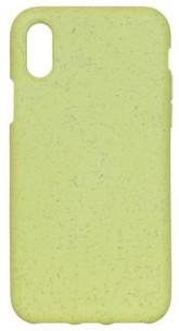 Pela Case Kompostovatelný obal na iPhone X - Sunshine Yellow