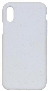 Pela Case Kompostovatelný obal na iPhone X - White