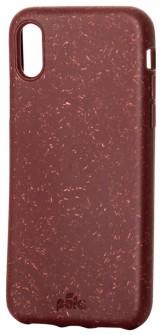 Pela Case Kompostovatelný obal na iPhone X - Beetroot