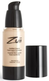 Zuii Organic Bio tekutý make-up Olive Light 30 ml