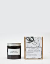 M-Factory Svíčka ze 100% přírodního vosku Amber - Ylang-Ylang, Zázvorová ľalia 100% přírodní