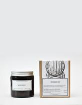 M-Factory Svíčka ze 100% přírodního vosku Amber - Whiskey