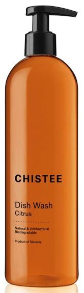 Chistee Dish Wash - přírodní prostředek na mytí nádobí s vůní Citrusů 510 ml