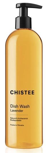 Chistee Dish Wash - přírodní prostředek na mytí nádobí s vůní Levandule 510 ml