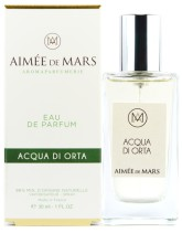 Aimée de Mars Acqua di Orta Eau de Parfum ovocno-citrusová unisex vůně 30 ml
