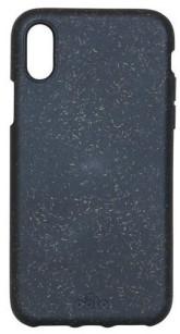 Pela Case Kompostovatelný obal na iPhone XS - Black