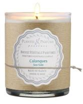 PLANTES & PARFUMS DE PROVENCE Řemeslně vyráběná sójová svíčka s vůní Kašmír 180 g