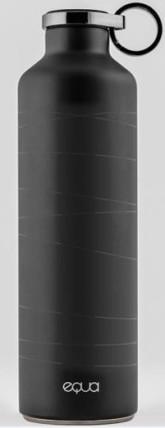 Equa Lahev na vodu z nerezové oceli BASIC MR. MATT 680 ML