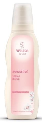 Weleda Mandlové tělové mléko pro citlivou pokožku