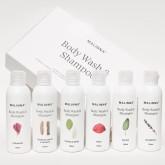MALINNA° Šampon a sprchový gel set - 6 ks
