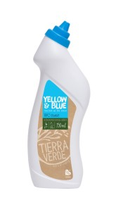 Yellow&Blue WC čistič s vůni borovice, lahev