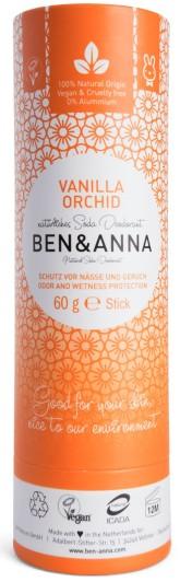 Ben & Anna Tuhý deodorant Vanilla Orchid