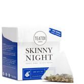TEATOX Skinny Night - čajové sáčky 12x2 g