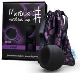 Merula Cup menstruační kalíšek pro ženy s nízkým čípkem - MIDNIGHT