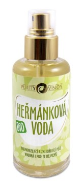 PURITY VISION Heřmánková voda Bio