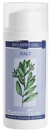 Nobilis Tilia Čistící gel Salt