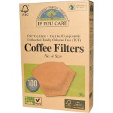 FSC Certified No. 4 Coffee Filters