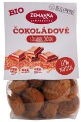 Biopekárna Zemanka Bezlepkové čočkové bio čoko-kokosky