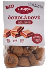 Biopekárny Zemanka Bezlepkové pohankové bio hrudky s čokoládou
