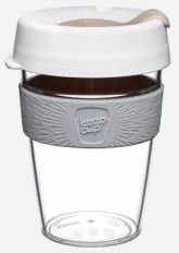 KeepCup Clear Edition NIMBUS hrnek M