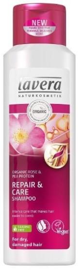 lavera Repair & Care šampon - pro hedvábně jemné vlasy