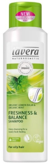 lavera Balance šampon - pro normální a mastné vlasy