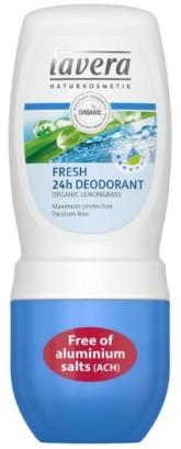 lavera Osvěžující deoroll-on Fresh 24h