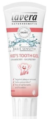 lavera Basis Dětská zubní pasta