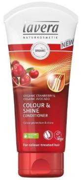 lavera Colour & Shine kondicionér – pro ochranu barvy a lesku