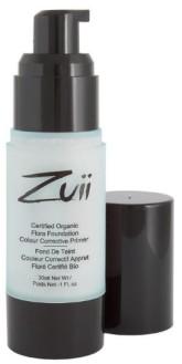 Zuii Organic Bio Korekční základová  báze s pumpičkou - Mint